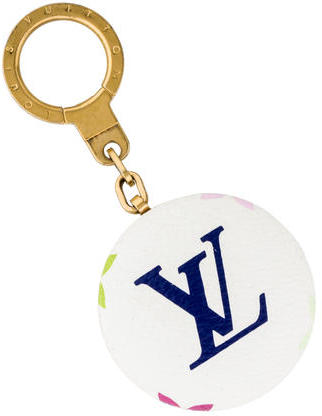 Louis Vuitton Louis Vuitton Multicolore Astropill Keychain