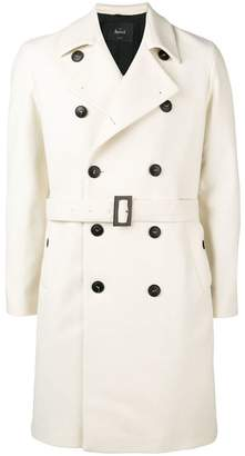 Hevo Savelletri double-breasted coat