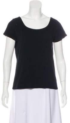 Lauren Ralph Lauren Short Sleeve Knit T-Shirt