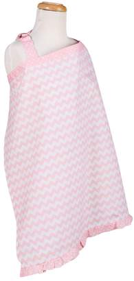 Trend Lab Chevron Nursing Cover