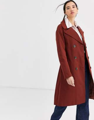 Selected trench coat
