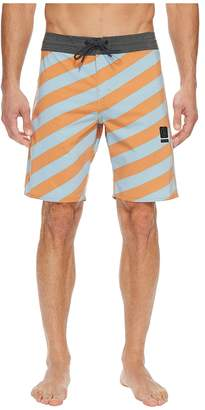 Volcom Stripey Slinger 19 Boardshorts Men's Swimwear