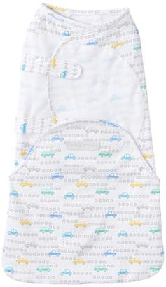 Halo Baby SwaddleSure One-Piece Tune-Up Cars Swaddle