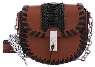 Altuzarra Leather Ghianda Saddle Bag