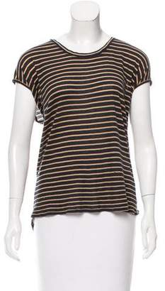 By Malene Birger Striped Oversize T-Shirt