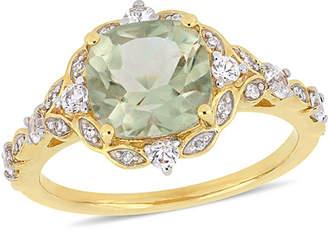 Rina Limor Fine Jewelry 14K 2.50 Ct. Tw. Diamond & Gemstone Ring