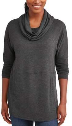 Olivia Sky Women's Tunic Cozy Sweatshirt