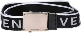Givenchy Logo Belt