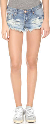 One Teaspoon Cutoff Shorts $99 thestylecure.com