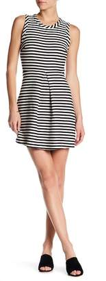 Madewell Stripe Afternoon Dress $98 thestylecure.com