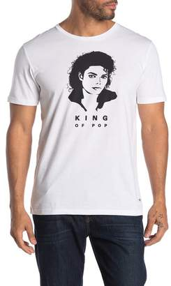 BOSS King Of Pop Michael Jackson Graphic T-Shirt