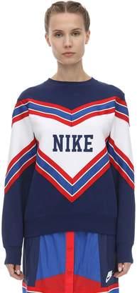 Nike CREW COTTON BLEND SWEATSHIRT