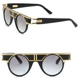Cazal 42MM Modified Round Sunglasses