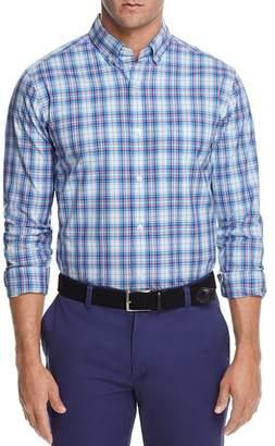 Vineyard Vines Sunset Pines Plaid Classic Fit Button-Down Shirt