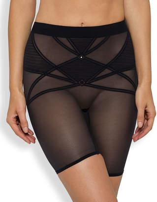 Nancy Ganz Sheer Decadence Shaping Shorts