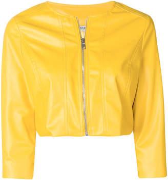 Liu Jo cropped bomber jacket