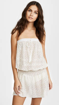 Melissa Odabash Adela Strapless Cover Up Dress