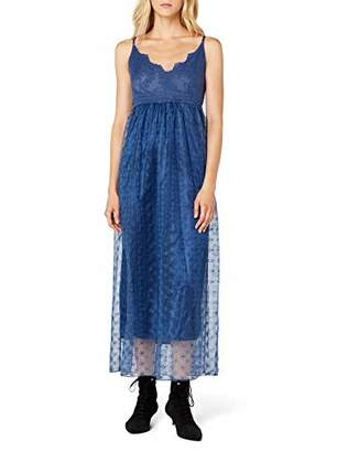 Molly Bracken Women's V1933E17 Party Dress, SEA Blue