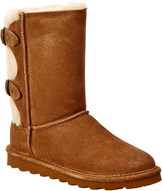 BearPaw Eloise Never Wet Water-Resistant Suede Boot