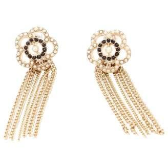 Chanel Camélia earrings