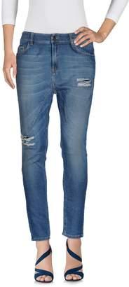 Manila Grace DENIM Denim pants - Item 42594863VE