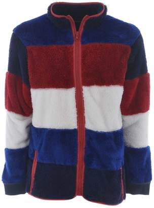 Tommy Hilfiger Tri-colored Cardigan