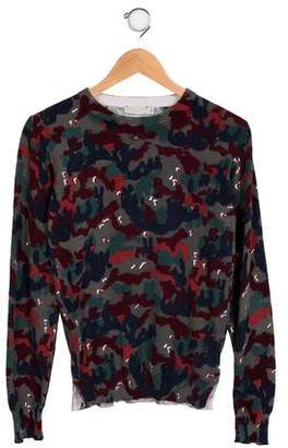 Stella McCartney Boys' Intarsia Sweater