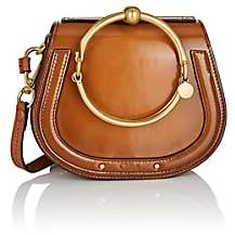 Chloé Women's Nile Small Leather Crossbody Bag - Camel