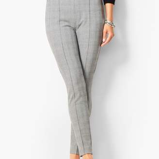 Talbots Bi-Stretch Pull-On Ankle Pants