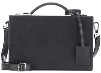Calvin Klein 205W39NYC Leather shoulder bag