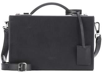Calvin Klein (カルバン クライン) - Calvin Klein 205W39NYC Leather shoulder bag