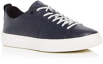 HUGO Men's Enlight Leather Lace Up Sneakers