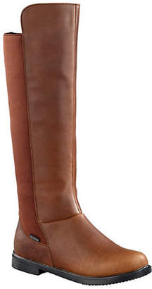 Baffin Womens Windsor Stratford Leather Knee-High Boots