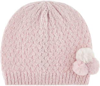 ad1a97ca0b700 Girls Pom Pom Hat - ShopStyle UK