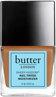 Sheer Wisdom Nail Tinted Moisturiser 11ml - Tan