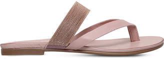 Kurt Geiger Mae leather sandals