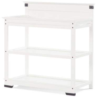 Child Craft Child CraftTM Redmond Changing Table in Matte White