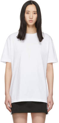 Marcelo Burlon County of Milan White Neon Wings T-Shirt