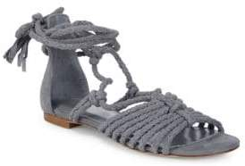 Joie Falk Leather Sandals
