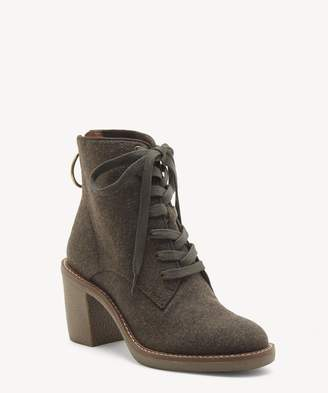Sole Society BORELIS Lace Up Bootie
