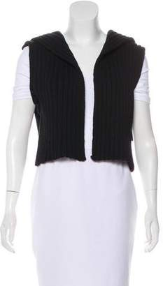 Dolce & Gabbana Virgin Wool Knit Vest