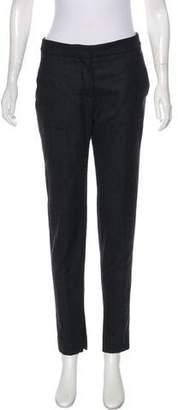 Wes Gordon Wool Skinny Pants
