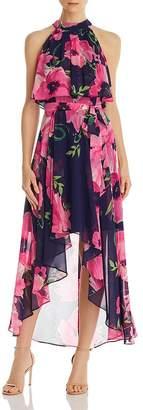 Eliza J Floral High/Low Dress