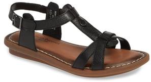 Hush Puppies Olive T-Strap Sandal