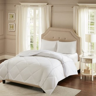 Coolmax Comfort Classics Smart Cool Microfiber Down Alternative Comforter