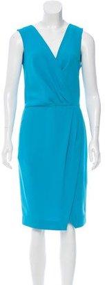 Rachel Roy Sleeveless Midi Dress w/ Tags $145 thestylecure.com