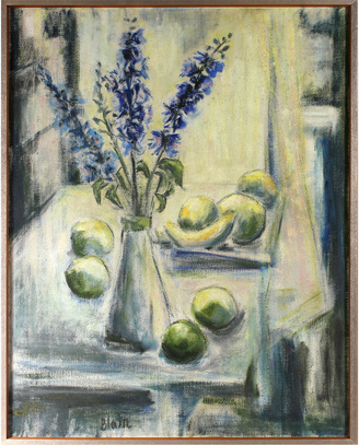 """Apples & Lavender"" by Carol Cunningham"