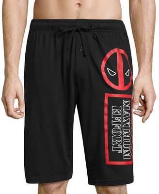 Marvel Deadpool Pajama Shorts - Men's