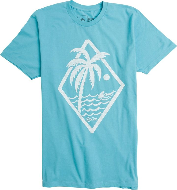 Rip Curl Mighty Palm Ss Tee