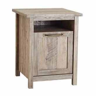 Better Homes & Gardens Modern Farmhouse Side Table, Rustic Gray Finish